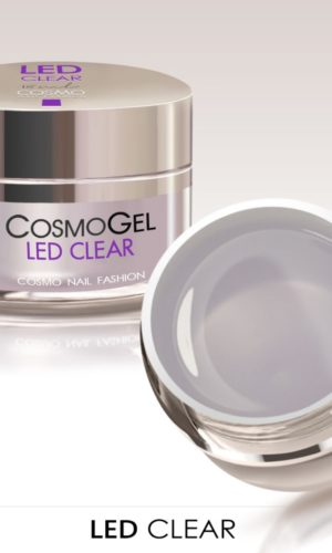Гель Cosmo Led Blue Clear 15 мл
