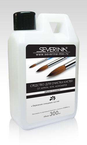 Жидкость для очистки кистей Severina 300 ml