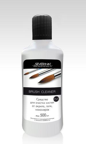 Жидкость для очистки кистей Severina 500 ml