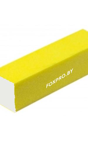 БАФ для ногтей желтый 150