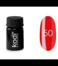 Гель краска Kodi №50