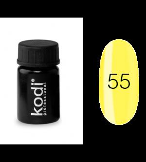 Гель краска Kodi №55