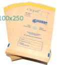 Крафт пакеты для стерилизации 1шт 100х250