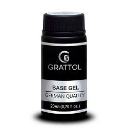 Grattol, База Каучуковая IQ Rubber Base Gel (20 мл.)